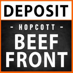 Beef Front Deposit